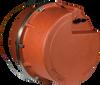 Solenoid Actuated Encoder Brake -- SAB 81,000 - Image