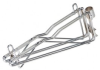 Wire Shelving - Cantilever Wall Mount Systems - Multiple Shelf - DCB24 - Image
