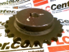 ROLLER CHAIN SPROCKET 1IN BORE 3/4IN PITCH 25TEETH -- 60BS251 - Image