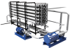 Hydraulic System for Pressure Boosting and Energy Recovery -- SalTec System