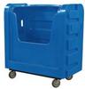Bulk Linen Truck,48x54x28,Blue -- G36BLBFA - Image