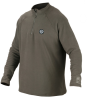 CORE Performance Work Wear™ 6445 Fleece;L Gray -- 720476-40514