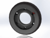 Limited Angle Torque Motor -- TMR-016-16-007-6 - Image