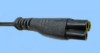 7A IEC 60320 C5 Connector Power Cord -- 86295410 - Image