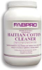 Fabpro Powdered Haitian Cotton Upholstery Cleaner - 8 pound Jar -- FAB-007