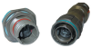 Circular Fiber Optic Connectors -- MTRJ Field TV Connectors - Image