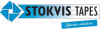 Stokvis SSF3509 Single Sided PVC Tape 75mm x 25m -- SVTA21016 -Image