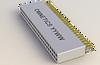Nano NPD Series Strip Connectors - Dual Row Horizontal SMT - Type AA