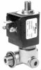 Solenoid Valves for use with Piston Actuated Valve -- DM Type