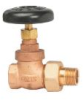Bronze Steam Radiator Gate Valve -- RA-1-SW - Image