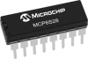Amplifier -- MCP6S28 -Image