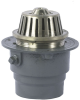 Floor Drain with Dome Strainer -- FD-200-K -- View Larger Image