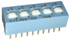 DIP Switches -- 206-125S-ND - Image