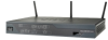 Cisco IAD 881 Ethernet FXS Security Router 802.11n FCC.. -- IAD881FW-GN-A-K9