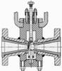 DFT® Ultra-Trol® Flanged Abrasive Service Control Valves