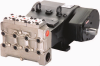 High Pressure Water Plunger Pumps -- MS40