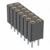 Rectangular Connectors - Headers, Receptacles, Female Sockets -- 803-93-014-10-001000-ND -Image