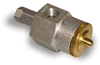 Spray Valve, Flat Pattern, Tamperproof, Viton Seals -- A3015-2-S01 -Image