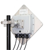 5.8 GHz Outdoor 800Mbps Wireless 3-Port Ethernet Subscriber Unit