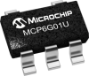 Selectable Gain Amplifiers -- MCP6G01U