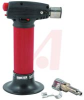 Microtorch w/ Hot Air Tip and 1 inch diameter shrink attachment -- 70188749