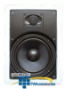 "Channel Vision 6.5"" Rectangular In-Wall Speaker -- IW614"
