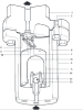 Steel Inverted Bucket Steam Trap -- 600 Series