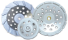 Diamond Cup Wheels -- 43806 - Image