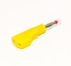 Retractable, Stackable Banana Plug, 14-18AWG -- BU-32614-@