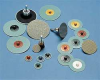 Flex Diamond Disc,1-1/2in,10Micron,PK10 -- 2BAL4 - Image