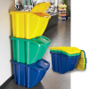 SUNCAST Recycling Hopper Bins -- 3139300