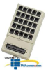Leviton One Male 25-Pair Surface Mount Mini Patch Panel -- 41600-I
