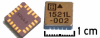 High Survivability Surface Mount MEMS VC Accelerometer -- 1521-025