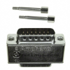 D-Sub, D-Shaped Connectors - Adapters -- FCE17-A15AD-250-ND