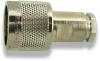 """""""N"""" Series Male Connector -- 8918 -Image"""