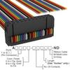 Rectangular Cable Assemblies -- A1BXH-2436M-ND -Image