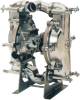 FDA Compliant Diaphragm Pumps -- Premium FDA - Air Operated