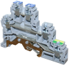 Terminal Blocks, Double & Triple Level Blocks with Ground -- CDLG2.5 - Image