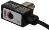 Vacuum Switch, Electronic with Two Digital Outputs and Analog Output