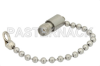 2 Watt RF Load With Chain Up to 18 GHz With SMA Female Input Passivated Stainless Steel -- PE6084 -Image