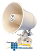 Aiphone Horn Speaker, 70 Volts with 32 Watts -- AH-32TN - Image