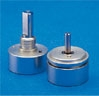 Rotary Position Sensor, Non-contact, 3.3V / 10...90% Ub -- Vert-X 21 LP Series