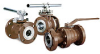 Ball Valves -- Brands: Pibiviesse, KF Valves