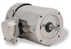 AC MOTOR 0.33HP 1800RPM 56C 208-230/ 460VAC 3-PH STAINLESS STEEL W/O FEET -- MTSS-P33-3BD18R - Image