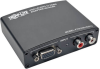 VGA with RCA Stereo Audio to HDMI Converter with Scaler function -- P116-000-HDSC2 -- View Larger Image