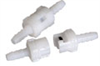 Miniature Quick-Disconnect Coupling; Acetal; Straight-through, 3 mm ID -- GO-06363-95