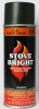 Stove Bright 6198 Forest Green Aerosol Paint -- 1A52H700 -Image