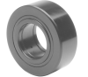 Metric Stud Type Industrial Cam Follower, Metric Double Row Heavy Roller -- MUTD