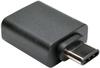 USB 3.1 Gen 1 (5 Gbps) Adapter, USB Type-C (USB-C) to USB Type-A M/F -- U428-000-F