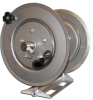 Hydro Tek 5,000psi Stainless Steel Hose Reel 250ft capacity -- HT-AR151